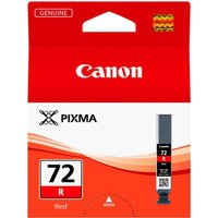CANON PGI-72 Red Inkjet Cartridge, Red