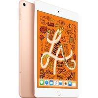 "7.9"" iPad mini 5 Cellular (2019) - 64 GB, Gold, Gold"