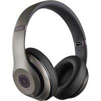 BEATS Studio 2.0 Wireless Bluetooth Noise-Cancelling Headphones - Titanium, Titanium