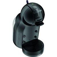 DELONGHI Dolce Gusto EDG305BG Mini Me Automatic Play & Select Hot Drinks Machine - Black & Grey, Black