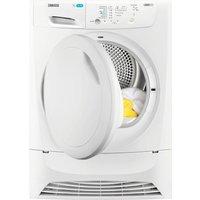 ZANUSSI  ZDP7204PZ Condenser Tumble Dryer - White, White