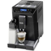 DELONGHI Eletta Cappuccino ECAM44.660.B Bean to Cup Coffee Machine - Black, Black