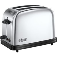 Buy RUSSELL HOBBS Classic 23310 2-Slice Toaster - Stainless Steel, Stainless Steel - Currys PC World