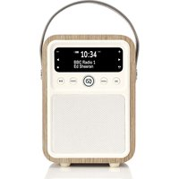 Click to view product details and reviews for Vq Monty Portable Dabﱓ Bluetooth Clock Radio Green Grass Oak Green.