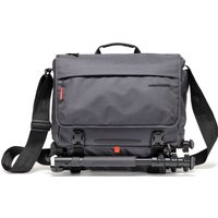 MANFROTTO Manhattan Speedy 10 Messenger MBMN-M-SD-10 DSLR Camera Bag - Grey, Grey