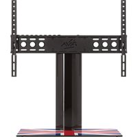 AVF B600UK 550 mm TV Stand with Bracket - Union Jack