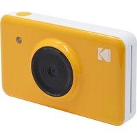 KODAK Mini Shot KODMSY Instant Camera - Yellow, Yellow