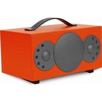 TIBO Sphere 2 Portable Wireless Smart Sound Speaker - Orange, Orange