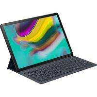 "10.5"" Galaxy Tab S5e Keyboard Folio - Black, Black"