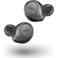 Elite 75t Wireless Bluetooth Earphones - Titanium Black, Titanium