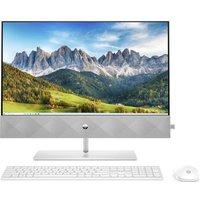 "HP Pavilion 24-k0003na 23.8"" All-in-One PC - AMD Ryzen 5, 512 GB SSD, White"