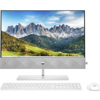 "HP Pavilion 24-k0003na 23.8"" All-in-One PC - AMD Ryzen 5, 512 GB SSD, White, White"