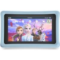 """PEBBLE GEAR Frozen 2 7"""" Kids Tablet - 16 GB, Blue"""