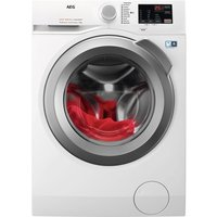 AEG ProSense L6FBJ842P 8 kg 1400 Spin Washing Machine - White, White