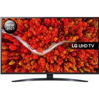 LG 43UP81006LR  Smart 4K Ultra HD HDR LED TV with Google Assistant & Amazon Alexa