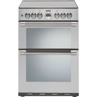Stoves Sterling 600df Dual Fuel Cooker - Stainless Steel, Stainless Steel