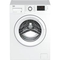 BEKO WTB841R2W 8 kg 1400 Spin Washing Machine - White, White