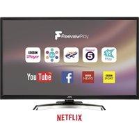 "32"" JVC LT-32C780  Smart LED TV, Red"