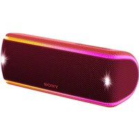 SONY SRS-XB31 Portable Bluetooth Wireless Speaker - Red, Red