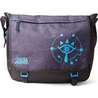 NINTENDO Zelda Breath of the Wild Sheikah Eye Messenger Bag