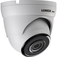 Lorex Lke383a 4k Ultra Hd 8 Mp Poe Eyeball Dome Camera