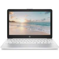"HP Stream 11-ak0502sa 11.6"" Intel® Celeron Laptop - 32 GB eMMC, White, White"