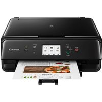 Canon PIXMA TS6250 All-in-One Wireless Inkjet Printer, Black
