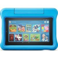 "AMAZON Fire 7"" Kids Edition Tablet (2019) - 16 GB, Blue, Blue"