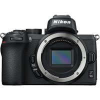 NIKON Z 50 Mirrorless Camera with FTZ Mount Adapter