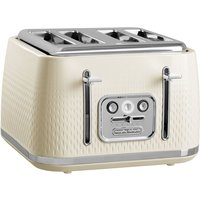 Click to view product details and reviews for Morphy Richards Verve 243011 4 Slice Toaster Cream Cream.