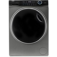 HAIER I-Pro Series 7 HW80-B14979S 8 kg 1400 Spin Washing Machine - Graphite