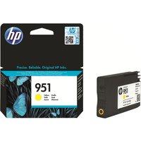 HP 951 Yellow Ink Cartridge, Yellow