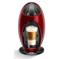 DELONGHI Dolce Gusto Jovia EDG250.R Hot Drinks Machine - Red, Red.