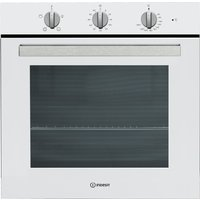 INDESIT IFW 6230 UK Electric Oven - White, White