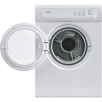 BELLING FD700 Whi Vented Tumble Dryer - White, White
