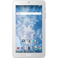 "Acer Iconia B1-7A0 7"" Tablet - 16 GB, White, White"