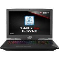 "Asus ROG G703GX 17.3"" Intel Core™ i7 RTX 2080 Gaming Laptop - 1 TB HDD & 512 GB SSD"