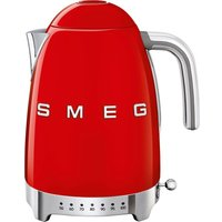 SMEG 50's Retro Style KLF04RDUK Jug Kettle - Red, Red