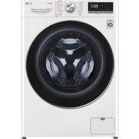 FWV796WTS WiFi-enabled 9 kg Washer Dryer - White, White