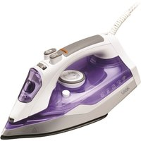 LOGIK L220IR20 Steam Iron - Purple, Purple