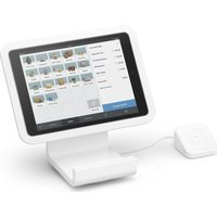SQUARE A-SKU-0599 SQUARE Stand with Card Reader & Dock