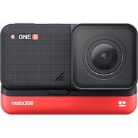 INSTA360 ONE R 4K Ultra HD Action Camera - Black & Red, Black