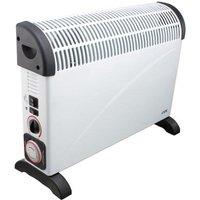 LOGIK L20CHW10 Convector Heater, White