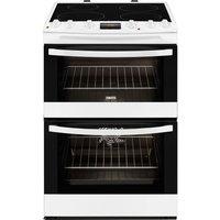 ZANUSSI  ZCI68330WA Electric Induction Cooker   White  White