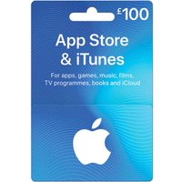 ITUNES 100 iTunes Card