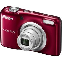 Nikon COOLPIX A10 Compact Camera - Red, Red