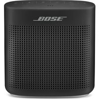 BOSE Soundlink Color II Portable Bluetooth Wireless Speaker - Black, Black