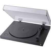 SONY PS-HX500 USB Turntable - Black, Black