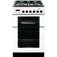 BAUMATIC BCG520W Gas Cooker - White, White