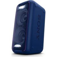 SONY GTK-XB5BL Wireless Megasound Hi-Fi System - Blue, Blue